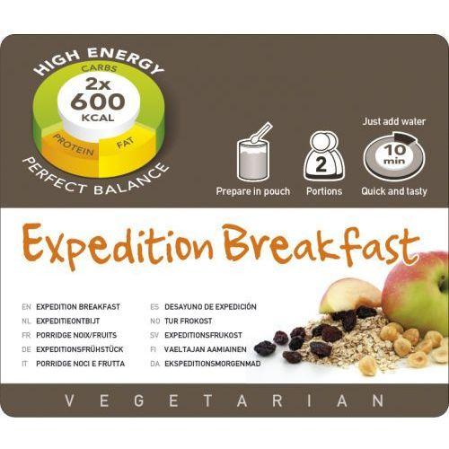 Adventure food Śniadanie wyprawowe (2 porcje)