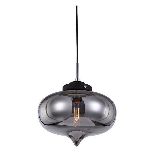 Skandynawska LAMPA wisząca HEART MDM2096/1 A Italux szklana OPRAWA zwis szkło lustrzane, MDM2096/1 A