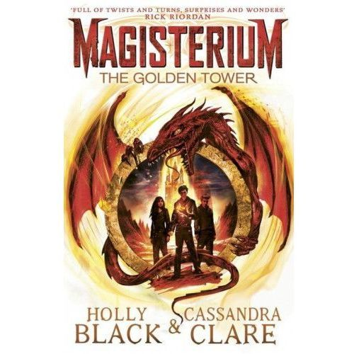Magisterium 05: The Enemy of Death, oprawa miękka