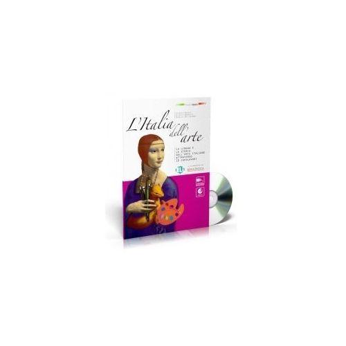 L'Italia Dell'arte La Lingua e la Stroria Dell'arte Italiane + CD, ELI