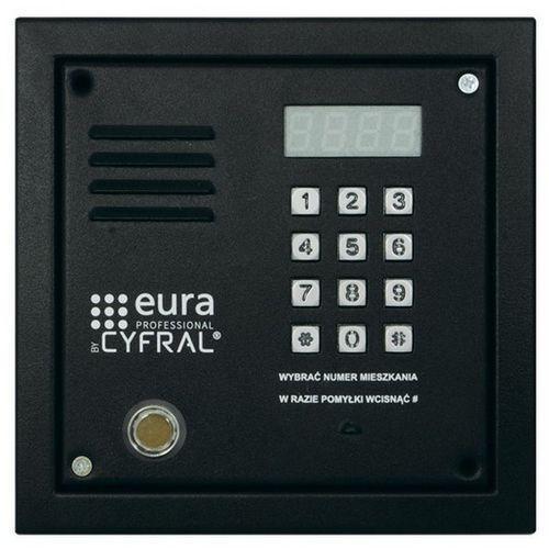 Panel cyfrowy CYFRAL PC-2000D Czarny