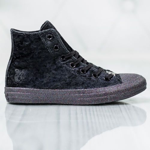 Converse x Miley Cyrus Chuck Taylor All Star 563723C, kolor czarny