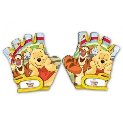 Rękawiczki rowerowe Kubuś Puchatek - Disney, Licencja Disney z Tinkerbell