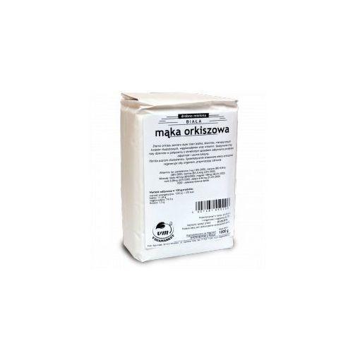 Mąka orkiszowa biała drobna 1kg marki Natural