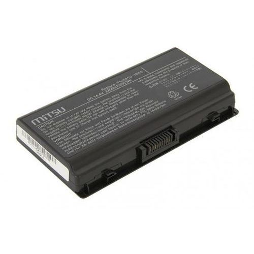 Nowa bateria Mitsu do laptopa Toshiba L40 - 14.4v (2200mAh)