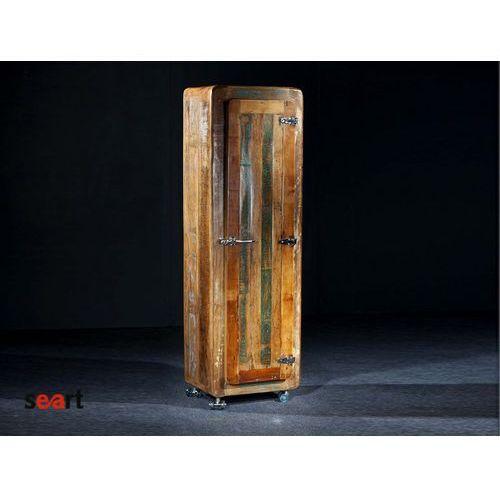 Szafa z drewna z odzysku Fridge 1, SIT Furniture
