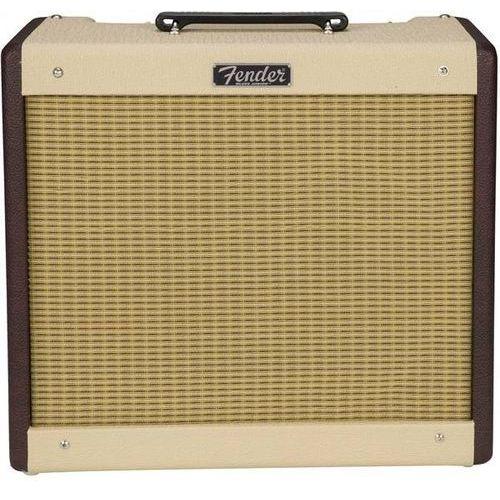 blues junior tt wine blonde p12q2 wzmacniacz gitarowy marki Fender