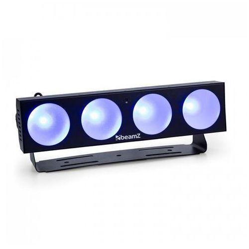 Beamz Lucid 1.4 efekt świetlny 4x 9 w cob led rgb