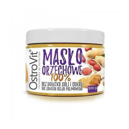 Masło orzechowe OSTROVIT Arachidowe 500g Najlepszy produkt