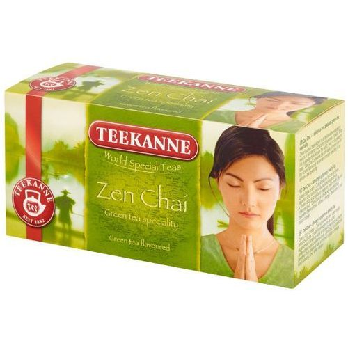 Herbata zielona Cytryna i Mango Zen Chaí (5901086001002)