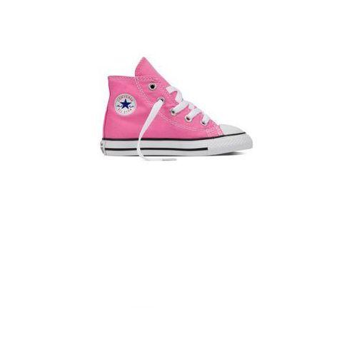 Converse CHUCK TAYLOR ALL STAR Tenisówki i Trampki wysokie pink, kolor różowy