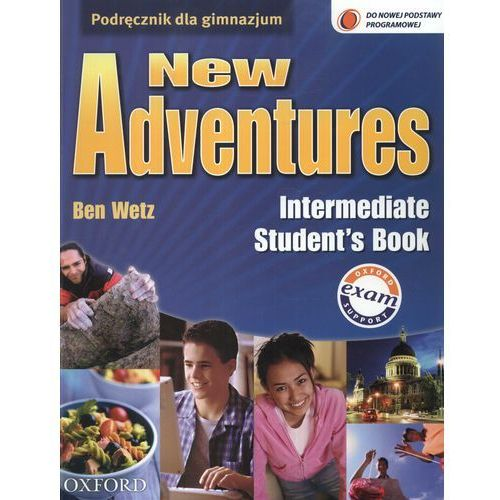 New Adventures Intermediate - Student`s book (144 str.)