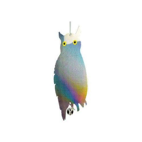 Odstraszacz ptaków sowa. Sylwetka sowy hologramowa. (0850135007036)