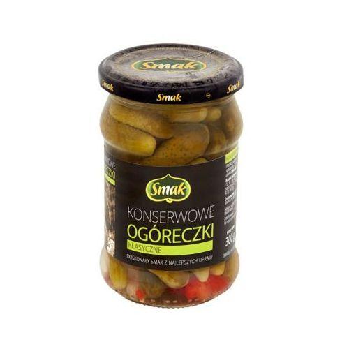 Smak 300g ogóreczki konserwowe mini