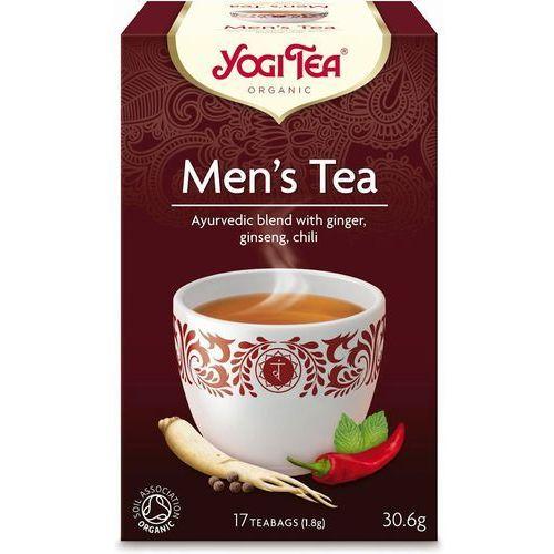 Yogi Tea: herbata Dla Mężczyzny Men's Tea BIO - 17 szt., 4114