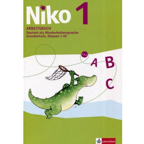 Niko 1 Arbeitsbuch, oprawa miękka