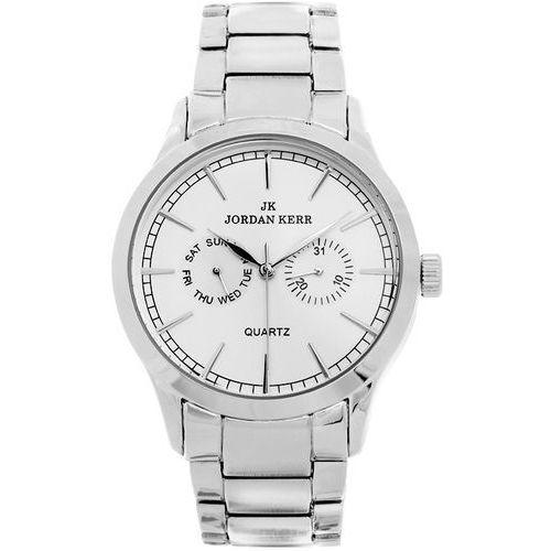 8c9ac7f73f1f16 ... Jordan Kerr 50702-2A 169,00 zł Opis zegarka: Zegarek męski producenta Jordan  Kerr model MOOR to zegarek asygnowany dla panów lubiących elegancję.