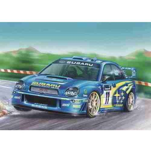 HELLER Subaru Impreza WRC 2002 - Heller (3279510801996)