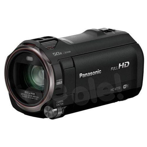 Kamera HC-V770 marki Panasonic