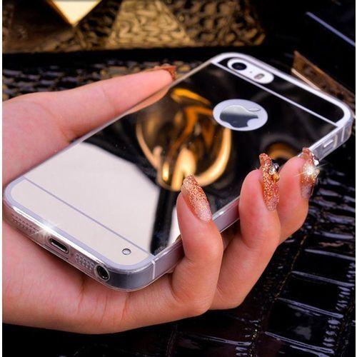 Slim Mirror Case Srebrny   Etui dla Apple iPhone 4 / 4S - Srebrny