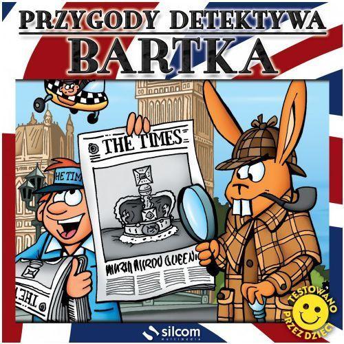 Didakta - Język angielski - Przygody detektywa Bartka - 40 PC