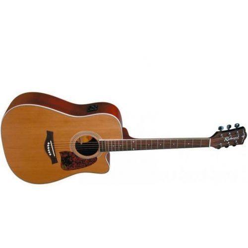 rd17 ce gitara elektroakustyczna świerk natural marki Richwood