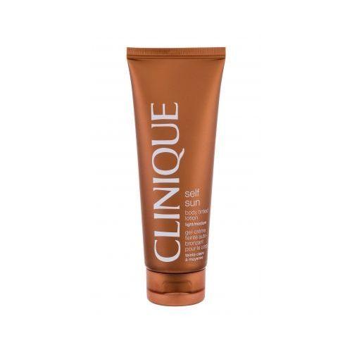 Clinique Self Sun Light/Medium samoopalacz 125 ml dla kobiet