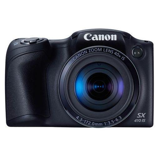 PowerShot SX410 marki Canon - aparat cyfrowy