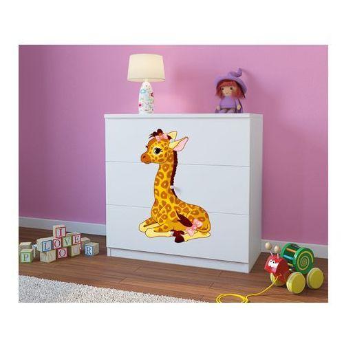 Komoda dziecięca babydreams żyrafa kolory negocjuj cenę marki Kocot-meble