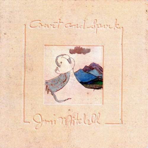 COURT AND SPARK - Joni Mitchell (Płyta winylowa), 8122798618
