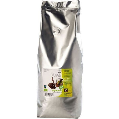 Kawa ziarnista Arabica 1000g BIO Fair Trade, 5400164126014
