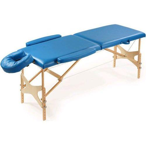 Składany stół rehabilitacyjny Luna X-Lock 10 kg (zestaw Boki+Torba)