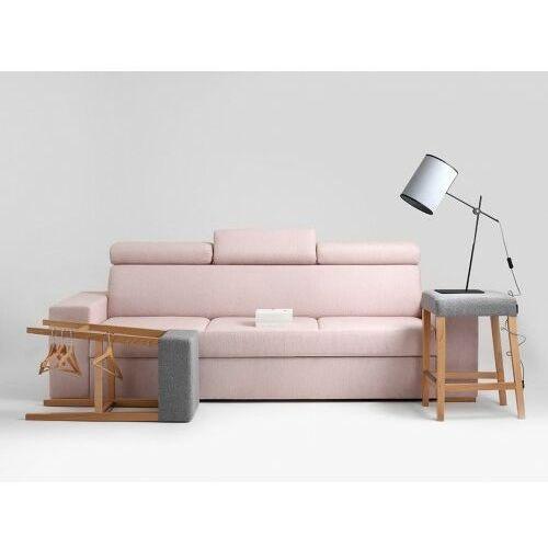 Customform Sofa rozkładana trzyosobowa atlantica opal- różne kolory tapicerki (4010000095292)
