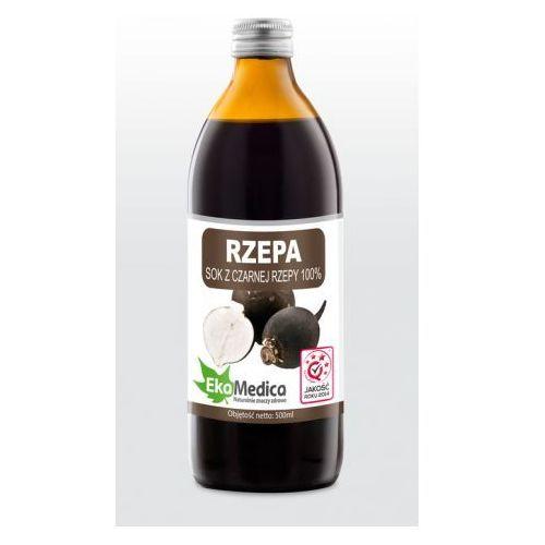Rzepa - sok z czarnej rzepy 500ml marki Ekamedica