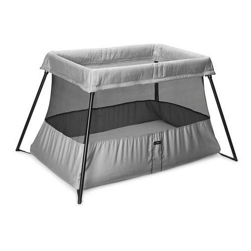 BABYBJORN - łóżko podróżne LIGHT - srebrny - produkt dostępny w SCANDINAVIAN BABY