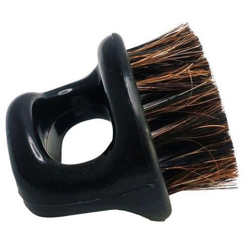 Szczotka kartacz do brody 100% natura włosie dzika