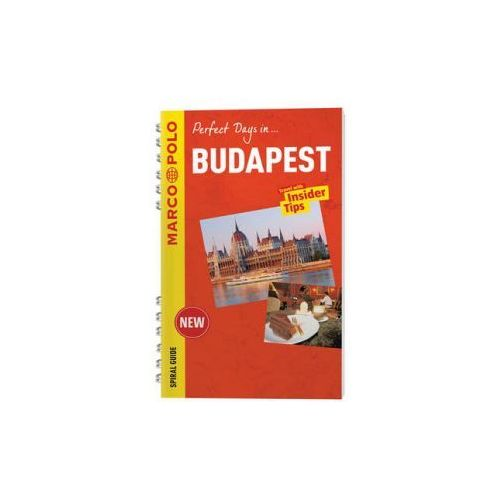 Budapest Marco Polo Travel Guide - with pull out map