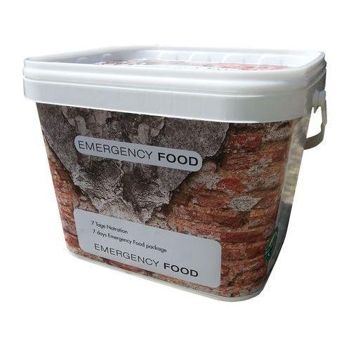Trek'n eat 7 days emergency food package 3,4kg, with meat 2019 żywność turystyczna (4015753110476)