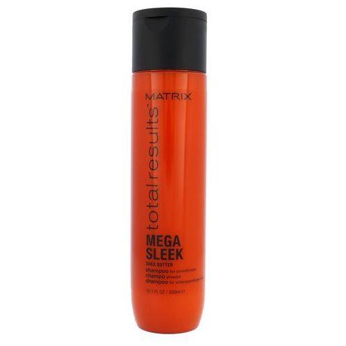 Matrix, Total Results Mega Sleek, szampon wygładzający, 300 ml