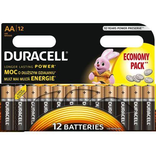 Bateria DURACELL Basic AA 12 szt. (5000394203334)