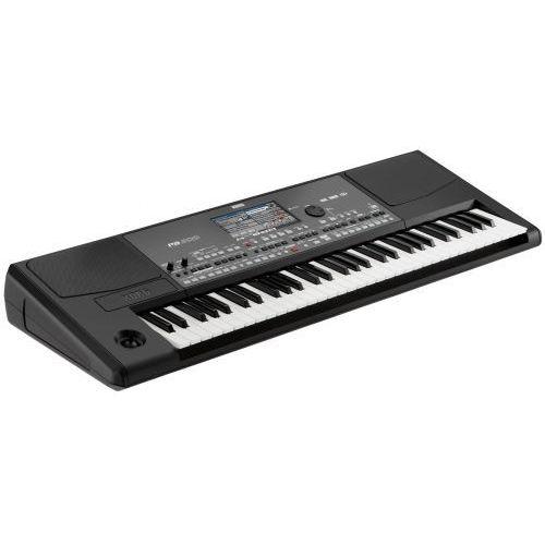 Korg PA 600 aranżer 61 klawiszy