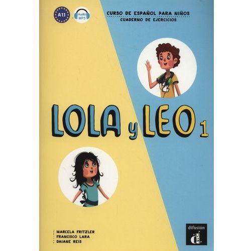 Lola y Leo 1 Cuaderno de ejercicios 1 (72 str.)