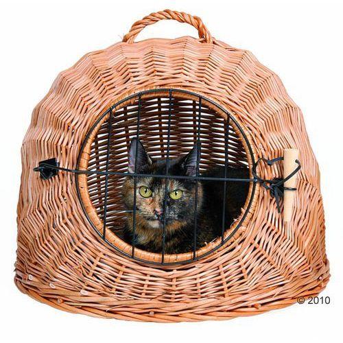 Trixie Budka wiklinowa dla kota - ø 50 cm