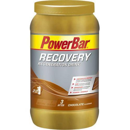 Powerbar recovery drink żywność dla sportowców schokolade 1210g 2018 suplementy
