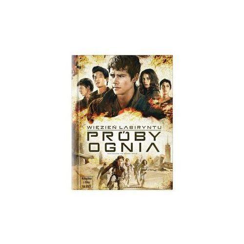 Więzień Labiryntu: Próby ognia (DVD) - Wes Ball DARMOWA DOSTAWA KIOSK RUCHU (5903570158377)