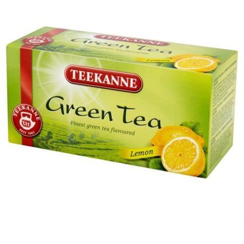 Teekanne Herbata eksp. green tea lemon 20 tor.