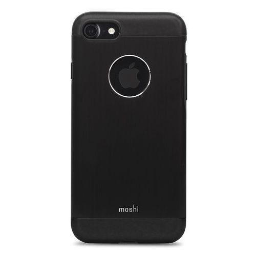 Moshi armour - etui aluminiowe iphone 7 (onyx black)
