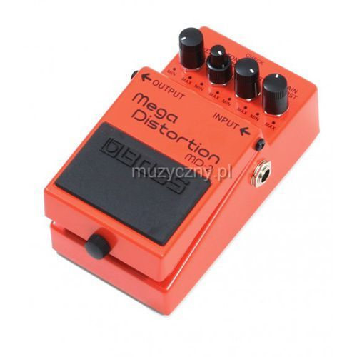 BOSS MD-2 Mega Distortion efekt gitarowy