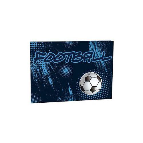 Školní desky na číslice - Football neuveden