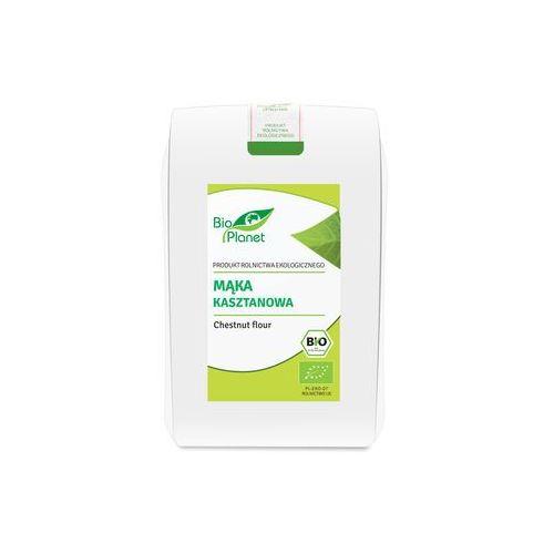 Mąka kasztanowa bio 250g - marki Bio planet